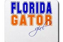 Florida Gators  / by Kimberly Neale