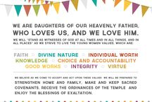 Church - Youth / by Janey (Utah Valley Foodie)