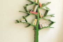 Bookcases and Reading Nooks / by Kimberly Sabatini