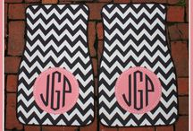 Monograms / by Madison Williams