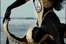 costumes / by Jen Jones-Grissett
