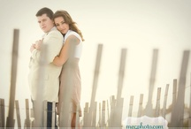 Beach Engagement Photo Examples / by Ali Scott