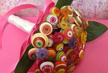 tons of buttons / by Susan Matz Larsen