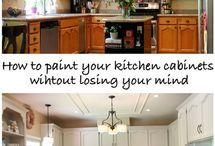 New kitchen / by Misty MacMillan