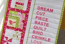 sewing / by Sara Carpino