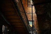 Stairways to Heaven or just up a floor / by Linda Morgan