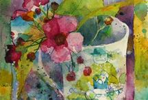 Watercolour / by nicole vail