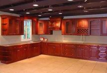 Cherry Kitchen Cabinets / Cherry Kitchen Cabinets, If you want sophistication of modern cuisine or heat and brightness of classic cuisine in your kitchen, cherry kitchen cabinets are developed to satisfy all these styles. Style in not the only benefit of cherry cabinets, sturdiness of the cherry wood also distinguishes this kitchen furniture. Cherry kitchen cabinets are in very high demand that they became expensive options to seek for. / by kitchen designs 2014 - kitchen ideas 2014 .