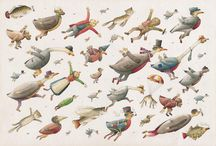 Illustrators / by Marylinn Kelly