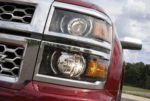 Chevy Silverado Modification / by StreetSideAuto.com