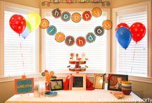 birthday parties / by Michelle Koglmeier