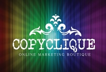 about us / CopyClique.com || Copywriting Service * Ebook Writing & Marketing * Publicity Service / by Viqi French