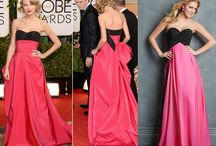 2014 Golden Globes Style / by Unique Vintage