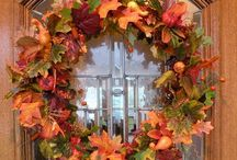 Wreaths / by Angie Atwood