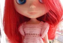Crochet doll clothes / by Penny