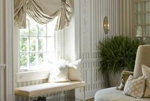 window treatment / by Jodi Vander Woude