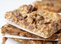 Breakfast-Granola & Bars / by Tonya Campbell