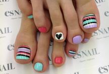 Nails and Toes / by Kay Scott