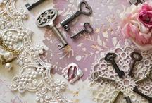 Keys / by Liann-Gordon Mcculley