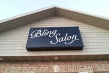 Bling Salon  / by Julie Gerber