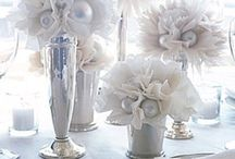 Displays and Table Scapes / by Linda R