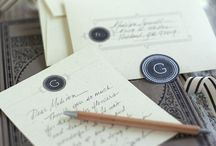Cards & Stationery / by Sacha Hay