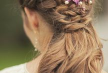 GIRLS HAIRS STYLING / by rubi khan