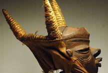 Art - Masks / by Valerie Jobe