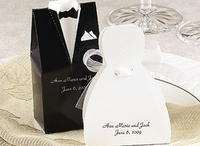 Wedding Favors & Bonbonnieres / ♥ Wedding reception favours (gifts) & bonbonnieres (sweet treat) ... another board created with love & light, to help you plan your wedding easily ♥ / by BridesGroomsParents … plan a wedding...