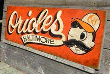 Orioles / Go O's! :) / by Jenni Ham