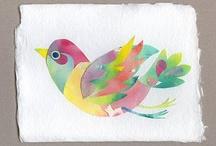 Painting - any medium / by caroline hamon