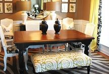 Dining Room Inspiration / by Christie Stephens