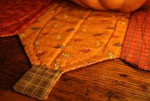 table runners / by Loretta Stufflebeem