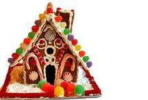 Gingerbread House / by Sally Russell