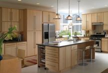 Contemporary Kitchen Cabinets / Contemporary Kitchen Cabinets, Do you want a kitchen that mesmerizes you and grabs the attention of your visitors to your exquisite style? If you agree, then you must consider placing contemporary cabinets in your kitchen. Contemporary kitchen cabinets have an attraction that results from these cabinets' functionality and application of timeless geometric shapes. You can check out the contemporary kitchen cabinets pictures below the article to admire this beauty. / by kitchen designs 2014 - kitchen ideas 2014 .