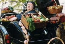 Two Fat Ladies / by Marci Lutz