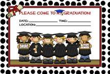 Kindergarten Graduation / by Jessica Acuña