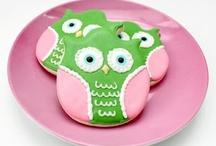 Owl Ideas for Anna's 1st Birthday / by Jennifer Steele