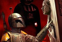 Art Gallery: Star Wars / by happinessinslavery .