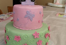 Giselle's first birthday / by Vanessa Palacios