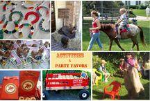 Birthday party ideas / by Brandi C