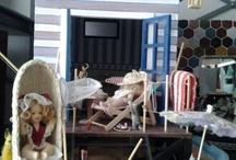 Dollhouses  en tilda ,s / en tilda,s / by Nanda Siebel