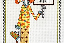 Cross Stitch / by Anne Blair