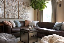 Living room / by Crystal Dillard Sasser
