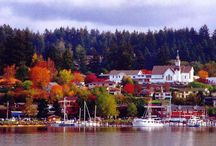 Washington State / One day I will live here in my dream home / by Stacey Ford