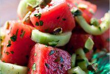 healthy eats / by Judy Gurney