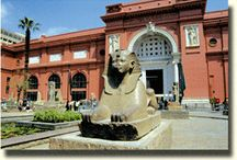 Egyptian Museum of Antiquities / The Egyptian Museum of Antiquities is considerd to be one of the oldest, most famous, and largest museums in the world.  Know more: http://www.ask-aladdin.com/Egypt-museums/Egyptian-museum.html / by Ask aladdin