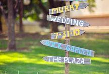 wedding ideas! <3 / by Lauren Mahoney