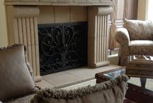 Fire places / by Tammy Curtis Fonseca