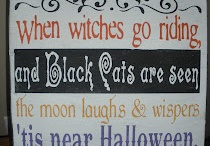 Halloween-home / by Deanna Laramore Howell